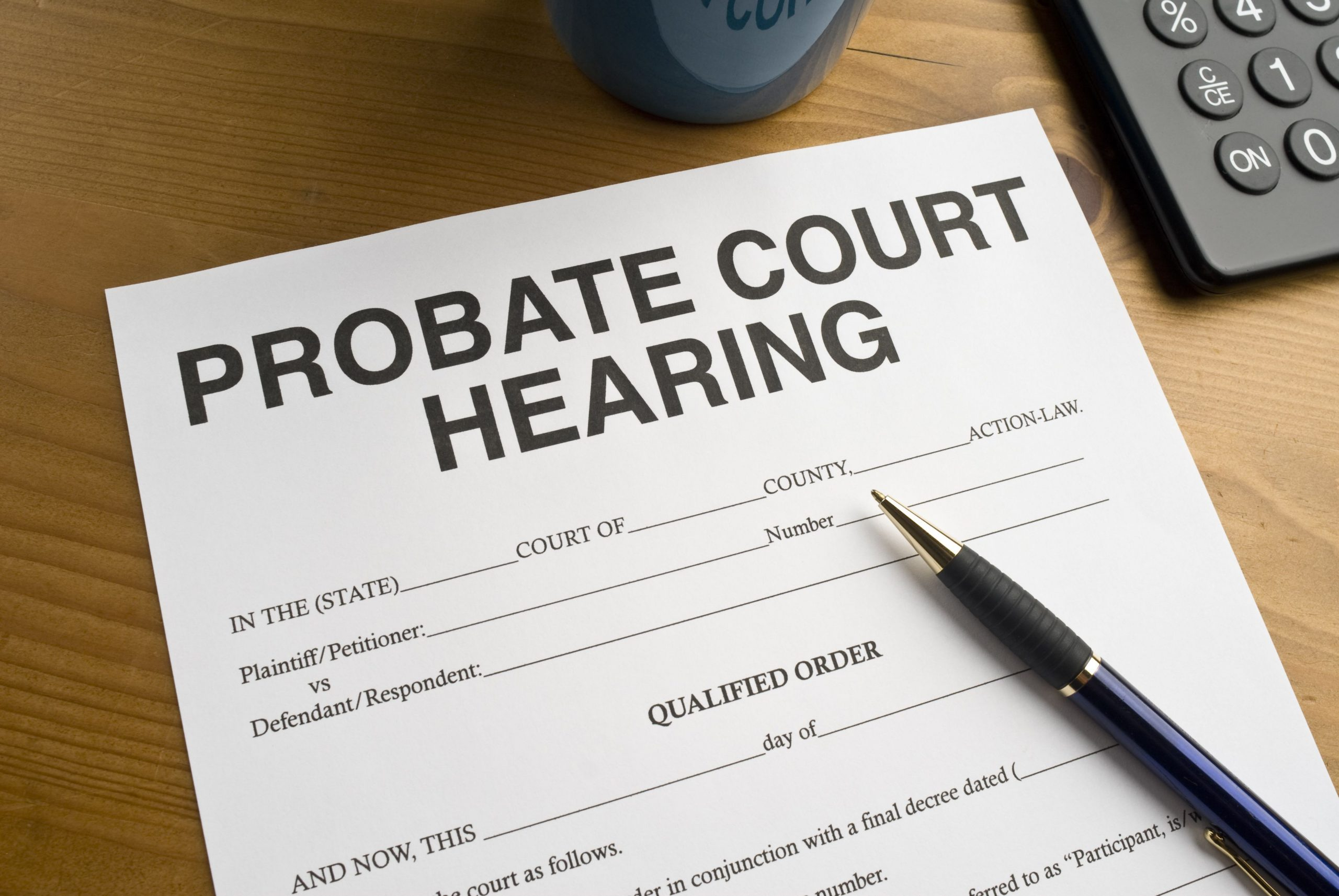 What Happens If You Don't Do Probate